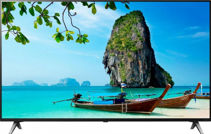 Lot 16515 - + VAT Grade A LG 55 Inch ACTIVE HDR 4K SUPER ULTRA HD NANO LED SMART TV WITH FREEVIEW HD & WEBOS &
