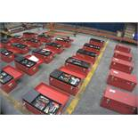 Urrea Tool Boxes w/ Tools