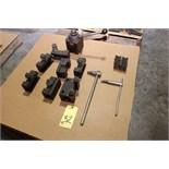 TOOLPOST, ALORIS, w/toolholders (Location A)