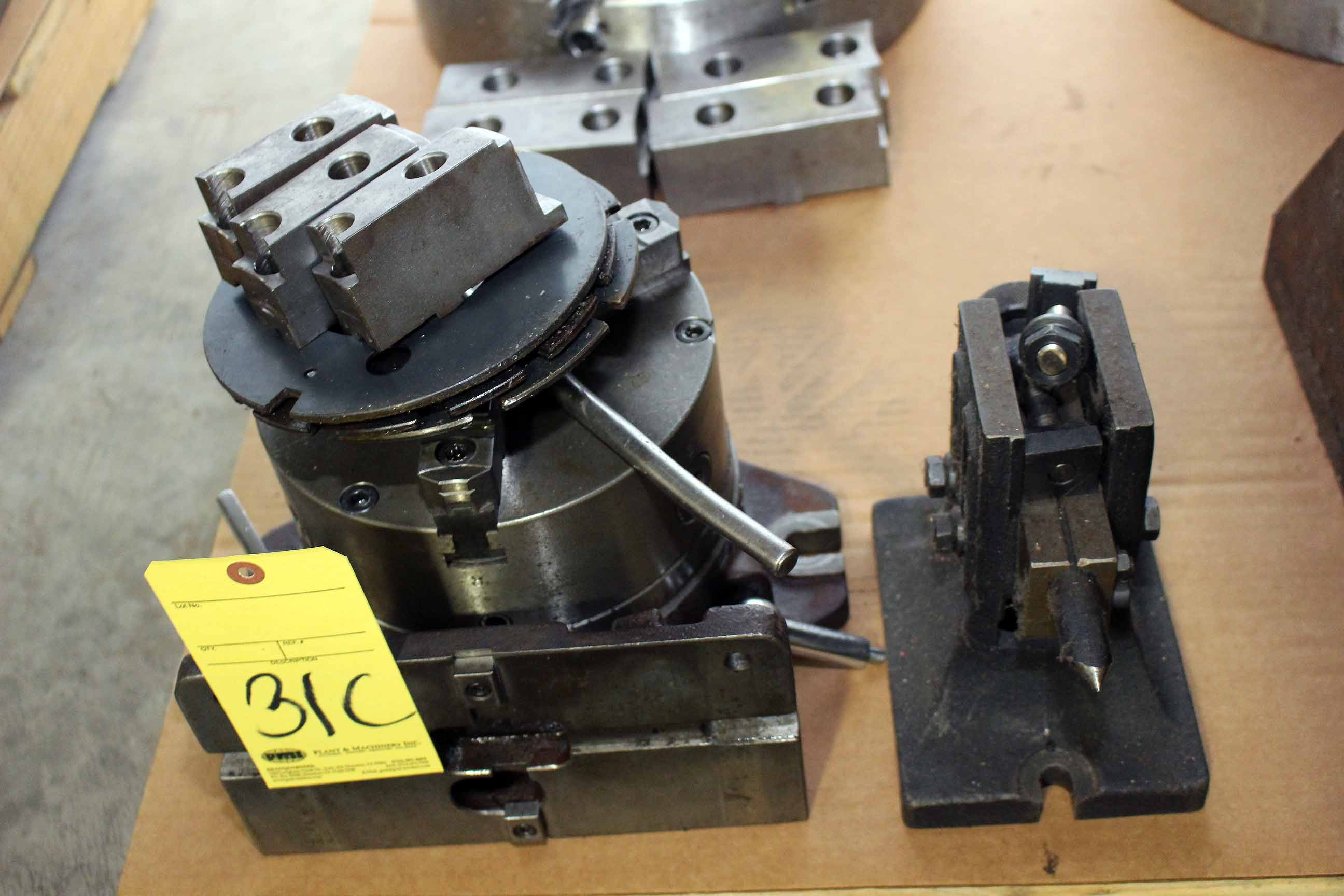 Lot 31C - SUPER SPACER, w/tailstock (Location A)