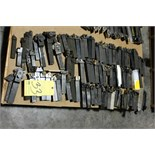 "LOT OF TOOLHOLDERS, 1"" sq. (Location A)"
