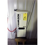 Lot 15 - CHILLER UNIT, HANKINSON (common shared by the air compressors) (Location A)
