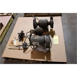 Lot 22 - LOT OF GRINDERS: double end & drill (Location A)
