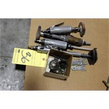 LOT OF DIE GRINDERS, PNEUMATECH (Location A)