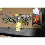 Lot 42 - LOT OF AIR NOZZLES, assorted (Location A)