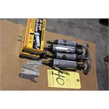 Lot 40 - LOT OF DIE GRINDERS, PNEUMATECH (Location A)