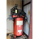AIR COMPRESSOR, HUSKY PRO, 80 gal. tank, 7-1/2 HP motor, 175 max. PSI (Location A)
