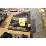 "Lot 31K - ANGLE PLATE, 15"" (Location A)"