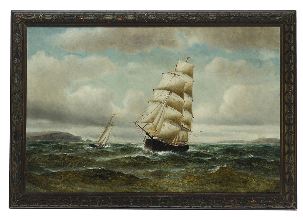 Lot 1024 - William Coulter (1849-1936 Sausalito, CA)