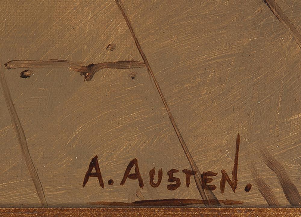 Lot 1014 - Alexander Austen (fl. 1891-1909 British)