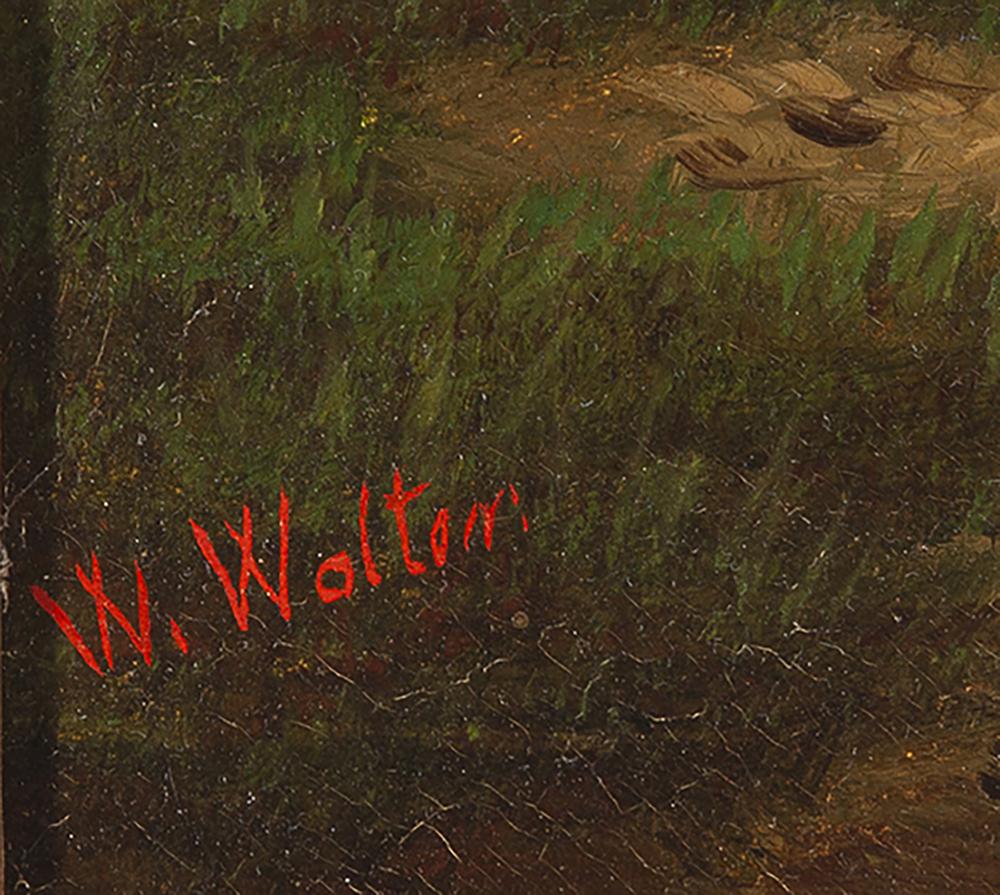 Lot 1019 - William Walton (1843-1915 American)