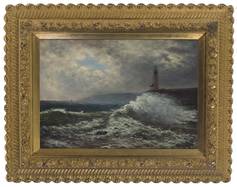 Lot 1025 - Attributed to Frederick William Billing (1835-1914 Santa Cruz, CA)