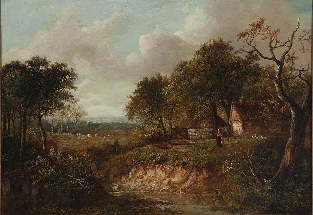 Lot 1020 - Joseph Thors (1835-1920 British)