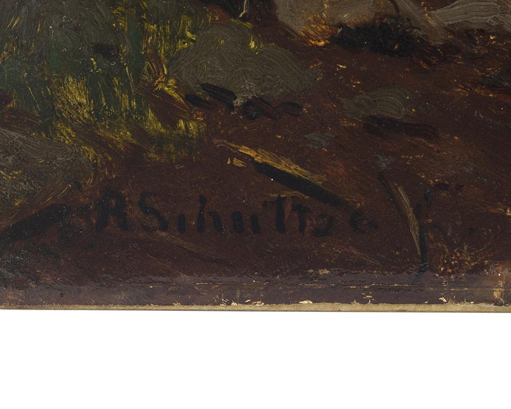 Lot 1013 - Robert Schulte (1828-1910 German)