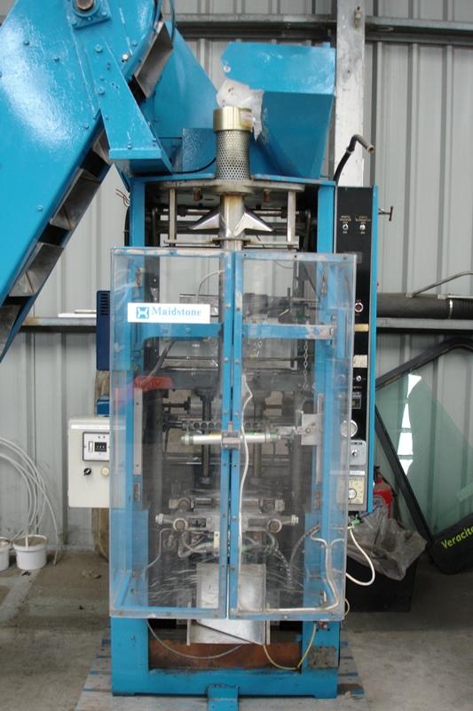 Lot 58 - Maidstone VFFS Machine with Bucket Elevator infeed