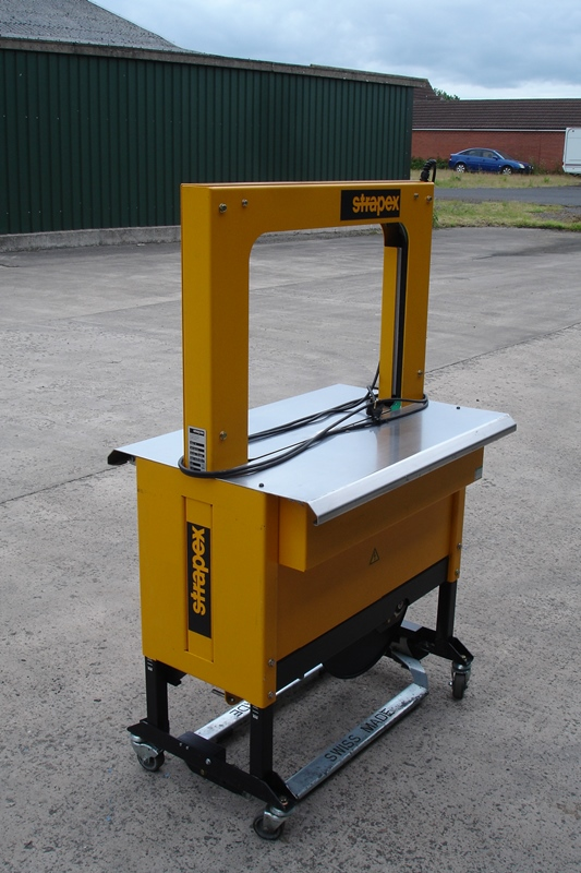 Lot 23 - Strapex Automatic Banding Machine