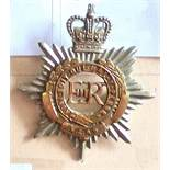 New Zealand - Royal New Zealand Army Service Corps - Bi-Metal QC