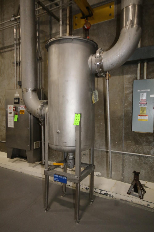 "Lot 19 - BULK BID: Stein Deep Frying System, Includes Stein S/S Fryer, M/N HPF-4023-TF, S/N 126, with 41"" W"