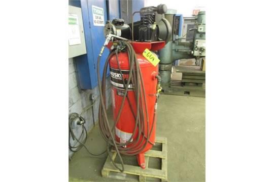 husky model vt631402aj reciprocating air compressor s n l11 9 05 rh bidspotter com husky air compressor vt631502aj manual 20 Gallon Husky Air Compressor