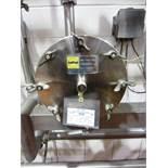 Accurate Metering Model RZ2UA Flowmeter, S/N: 85-10-198 | Load Fee: $0