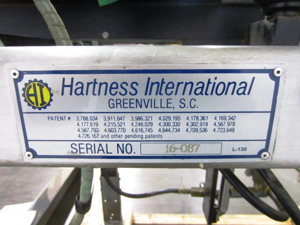 Hartness Model TF50 Tray Former, S/N: 16-087   Load Fee: $250 - Image 4 of 4
