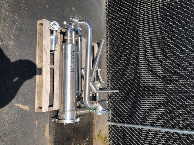 APV Crepaco 125 gpm HTST System, APV R57 P/F Heat Exchanger, S/N: 25598 | Load Fee: $150 - Image 3 of 5