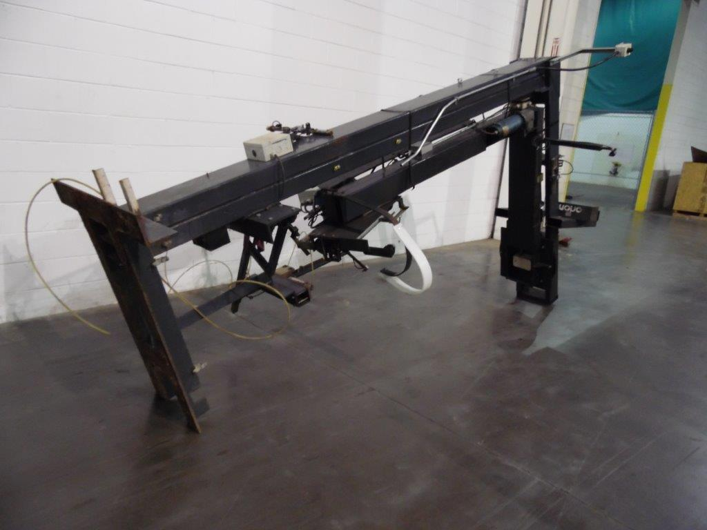 Orion Straddle Type Stretchwrapper | Load Fee: $150