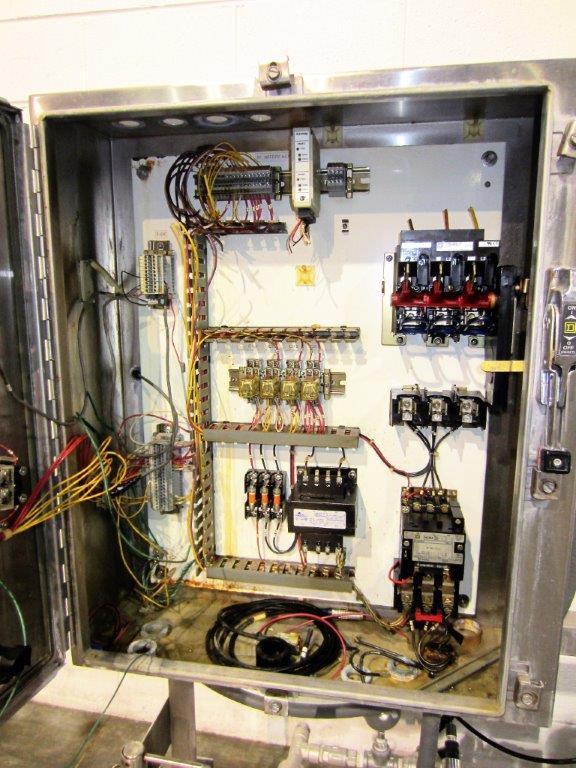 Osmonics/GE Osmonics Orec Ozone Injection Skid | Load Fee: $50 - Image 3 of 3