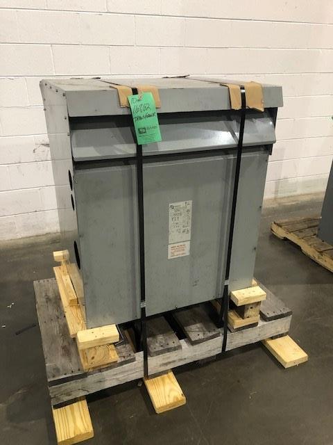 Hammond Power Solutions 225KVA Transformer, 3ph / 480V, S/N: 100524   Load Fee: $50