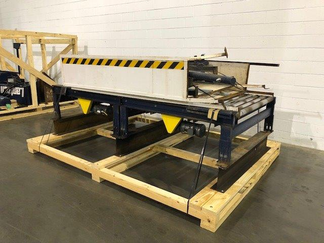 Lantech Model S-2503 Rotary Arm Strechwrapper | Load Fee: $200 - Image 2 of 4