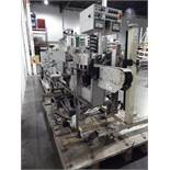 Accraply Model 35-PW Front and Rear Pressure Sensitive Labeler, S/N: RC005615 | Load Fee: $100