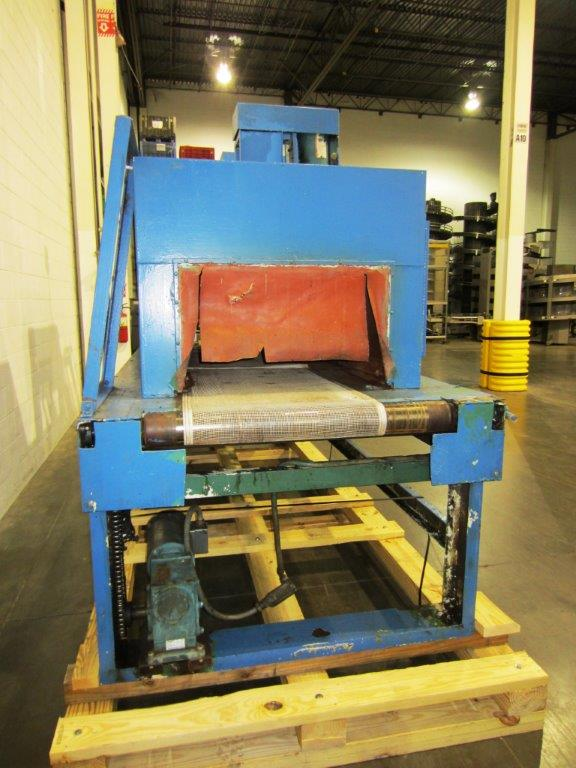 Arpac Model 105 28 TW Tray Shrinkwrapper with Heat Tunnel, S/N: 1767 | Load Fee: $250 - Image 2 of 4
