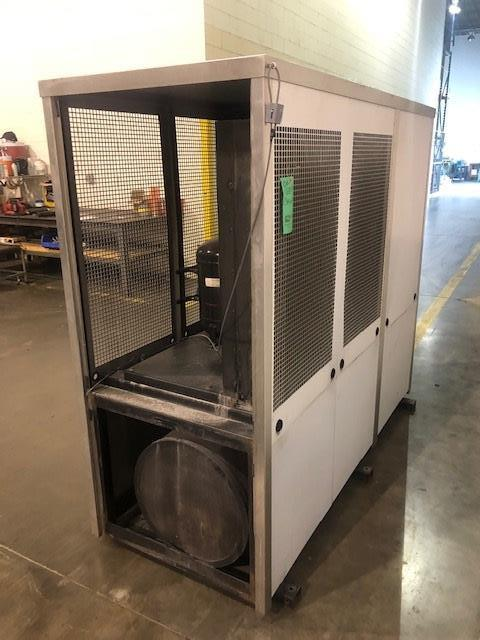 Filtrine Model PCP-500E-60A-WP-HTX Chiller, S/N: 6532-03 | Load Fee: $100 - Image 3 of 3