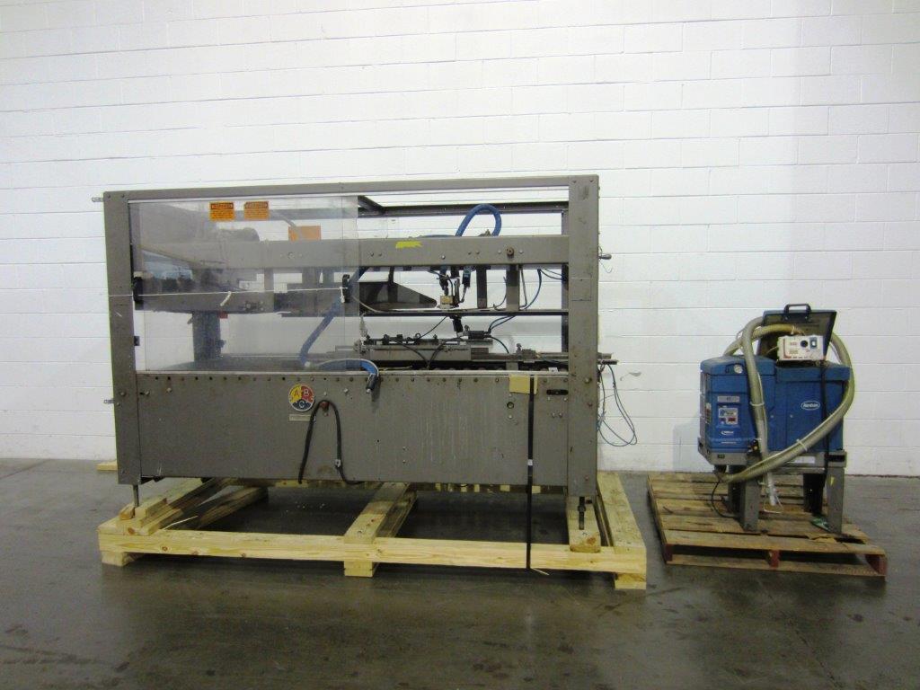 ABC Packaging Model 36 Automatic Hot Melt Glue Case Sealer, S/N: 2023 | Load Fee: $25