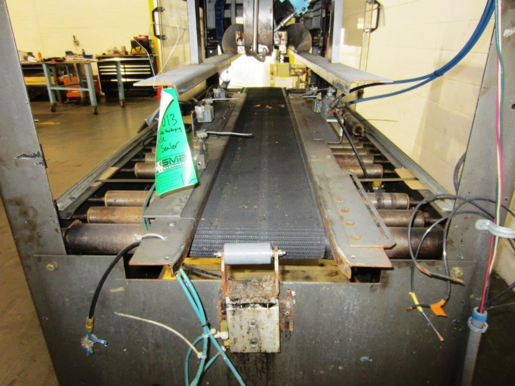 ABC Packaging Model 36 Automatic Hot Melt Glue Case Sealer, S/N: 2023 | Load Fee: $25 - Image 3 of 4