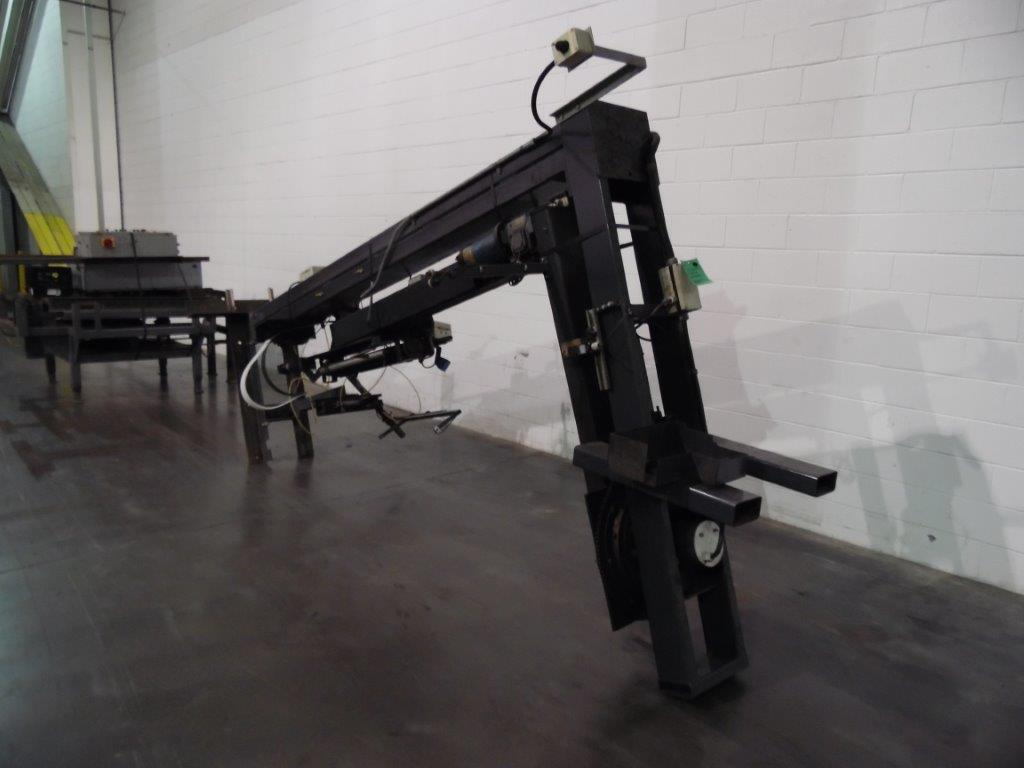 Orion Straddle Type Stretchwrapper | Load Fee: $150 - Image 3 of 3