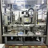 Krones Model Autocol Front/Back High Speed Pressure Sensitive Labeler, S/N: 747- | Load Fee: $250