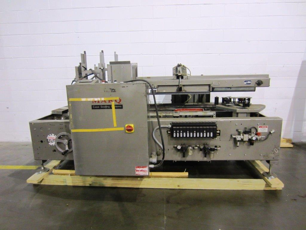 Marq Model HPE/RH/DL Case Bottom Sealer, S/N: Q00084 | Load Fee: $25