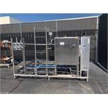 APV Crepaco 125 gpm HTST System, APV R57 P/F Heat Exchanger, S/N: 25598 | Load Fee: $150