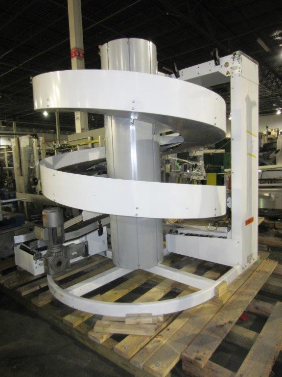 Ryson Decline Spiral Case Conveyor | Load Fee: $150