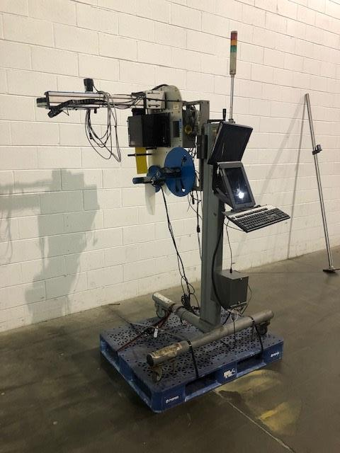 Diagraph Model PA/6000 Pallet Labeler System | Load Fee: $25