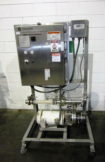 Osmonics/GE Osmonics Orec Ozone Injection Skid | Load Fee: $50