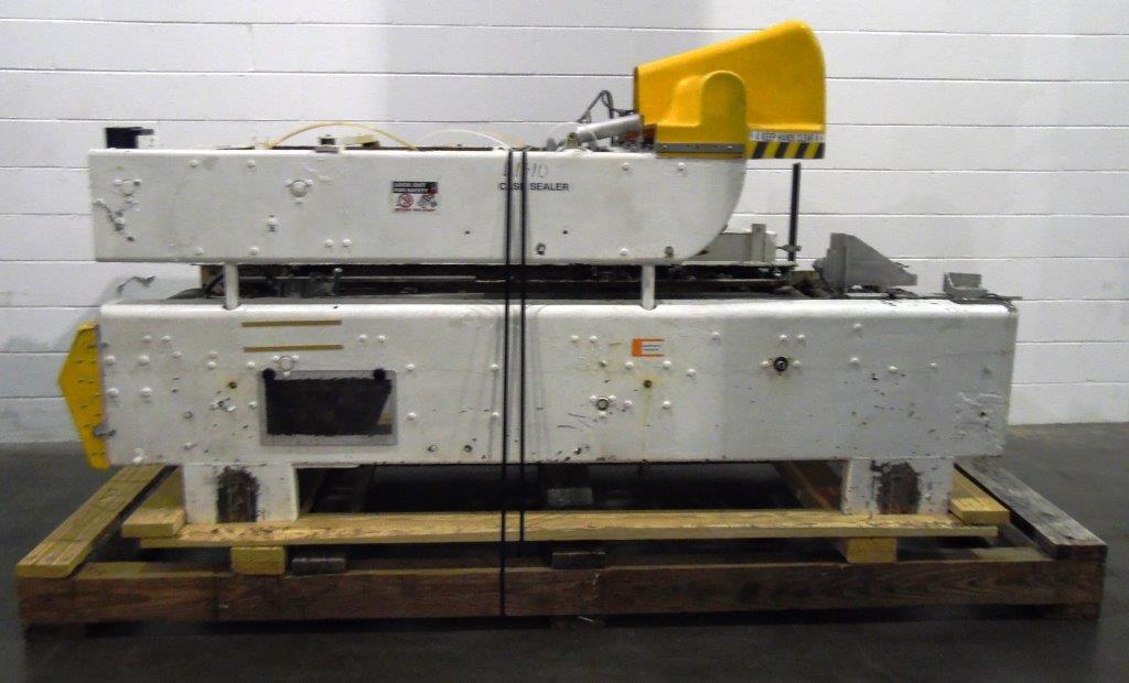 Elliott Model HMT MINI Case Sealer, S/N: 75-7-3 | Load Fee: $25