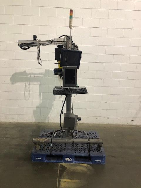 Diagraph Model PA/6000 Pallet Labeler System | Load Fee: $25 - Image 2 of 3