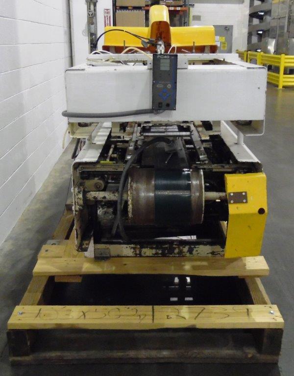 Elliott Model HMT MINI Case Sealer, S/N: 75-7-3 | Load Fee: $25 - Image 3 of 4