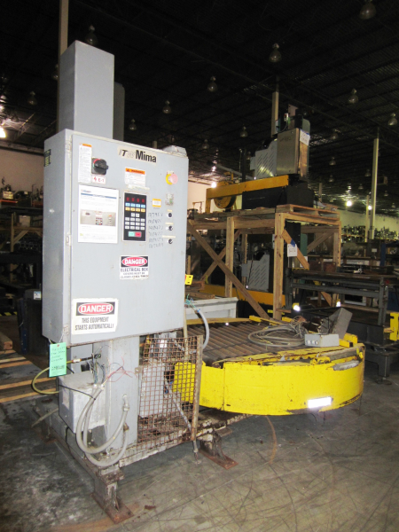 Itw Mima Model BK-5000 Pallet Wrapper, S/N: 17560 | Load Fee: $200 - Image 2 of 3
