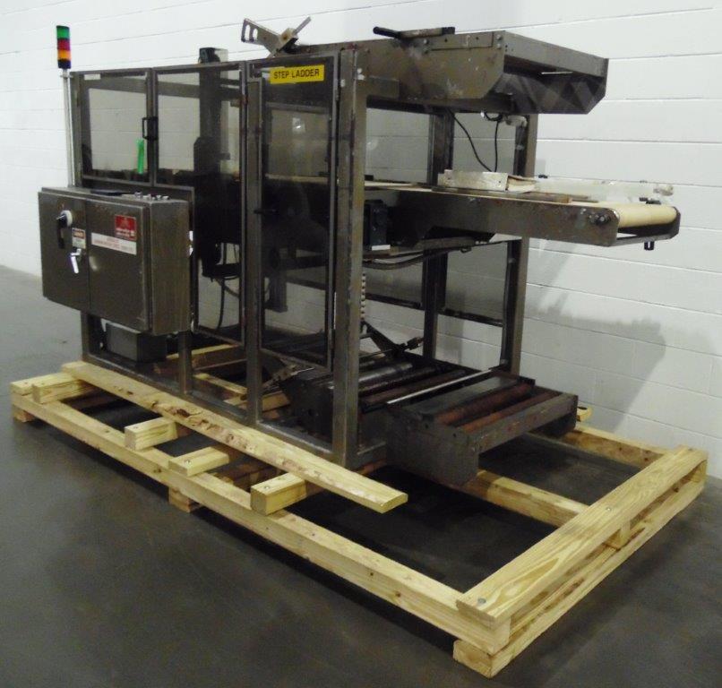 PMI Model ST 25 TW Shrink Wrapper, S/N: 96100 | Load Fee: $150 - Image 3 of 6