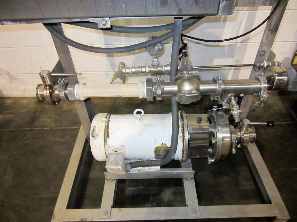 Osmonics/GE Osmonics Orec Ozone Injection Skid | Load Fee: $50 - Image 2 of 3