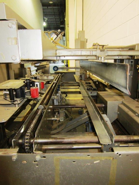 Marq Model HPE/RH/DL Case Bottom Sealer, S/N: Q00084 | Load Fee: $25 - Image 3 of 4