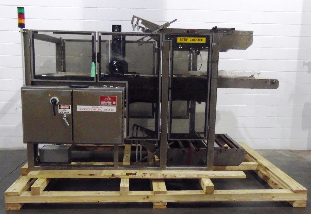 PMI Model ST 25 TW Shrink Wrapper, S/N: 96100 | Load Fee: $150